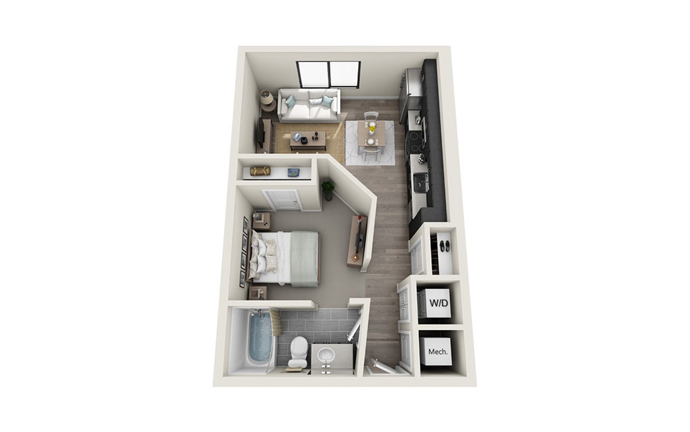 S1 Floor Plan
